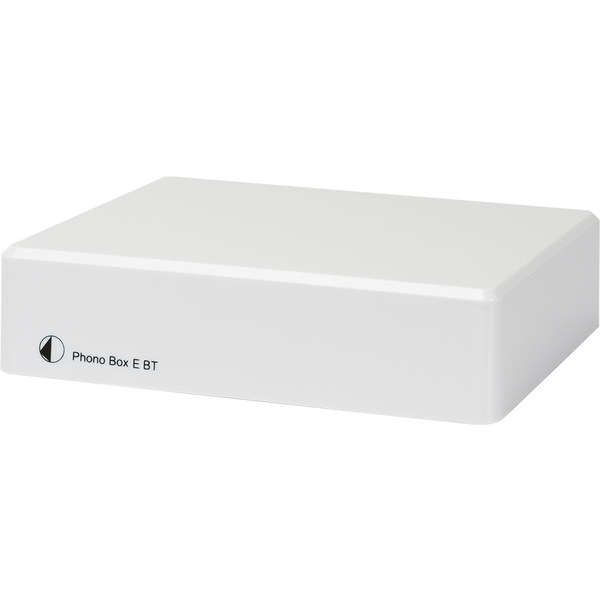 Фонокорректор Pro-Ject Phono Box E BT White