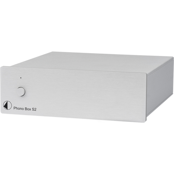 Фонокорректор Pro-Ject Phono Box S2 Silver фонокорректор pro ject phono box e bt white