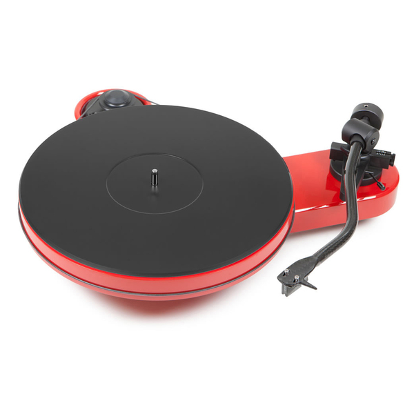 цена на Виниловый проигрыватель Pro-Ject RPM 3 Carbon Red