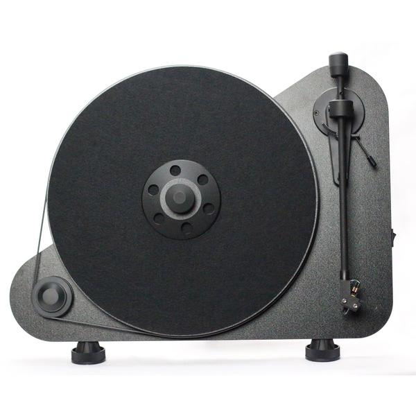 Виниловый проигрыватель Pro-Ject VT-E BT R Piano Black (OM-5e) цена и фото