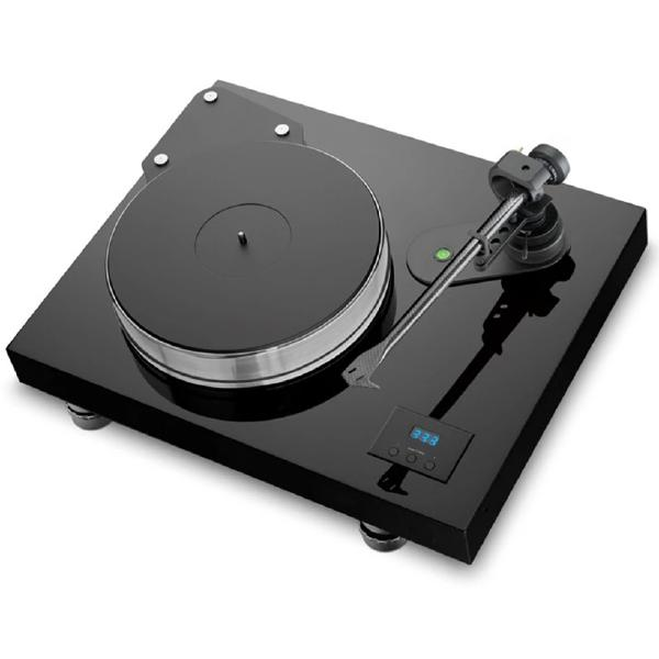 Виниловый проигрыватель Pro-Ject Xtension 12 Evolution Piano Black (12cc Evolution)