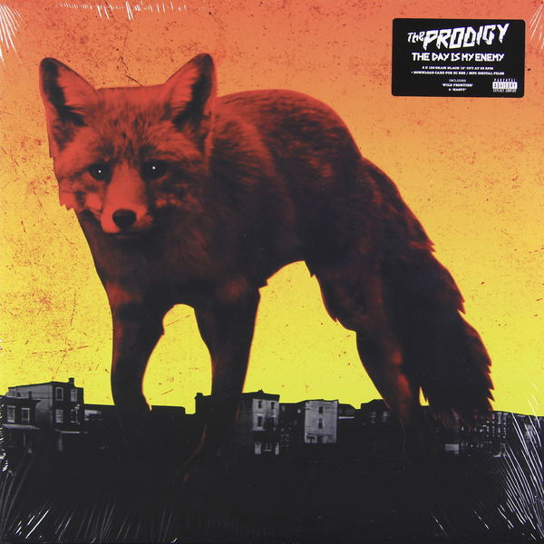 Prodigy - Day Is My Enemy (2 LP)