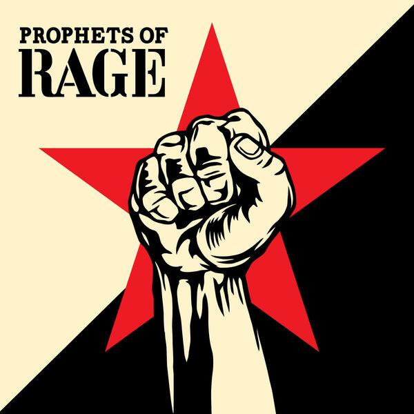 Prophets Of Rage Prophets Of Rage - Prophets Of Rage кардиган на молнии pl rage 1