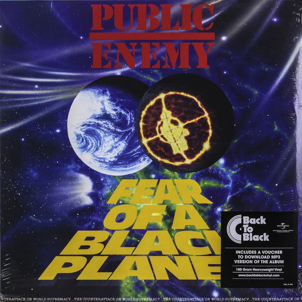 Public Enemy - Fear Of A Black Planet (180 Gr)