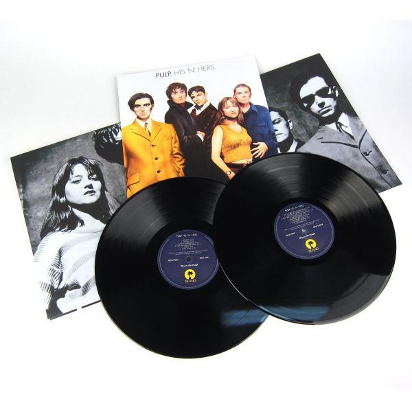 PULP - His n Hers (2 LP)