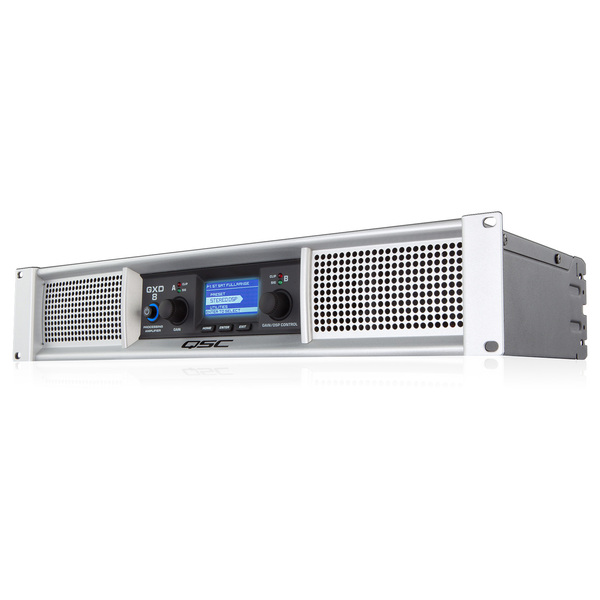 лучшая цена Профессиональный усилитель мощности QSC GXD 8