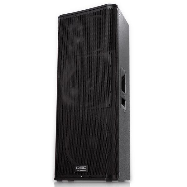 лучшая цена Профессиональная активная акустика QSC KW153