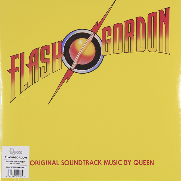 QUEEN - Flash Gordon (180 Gr)