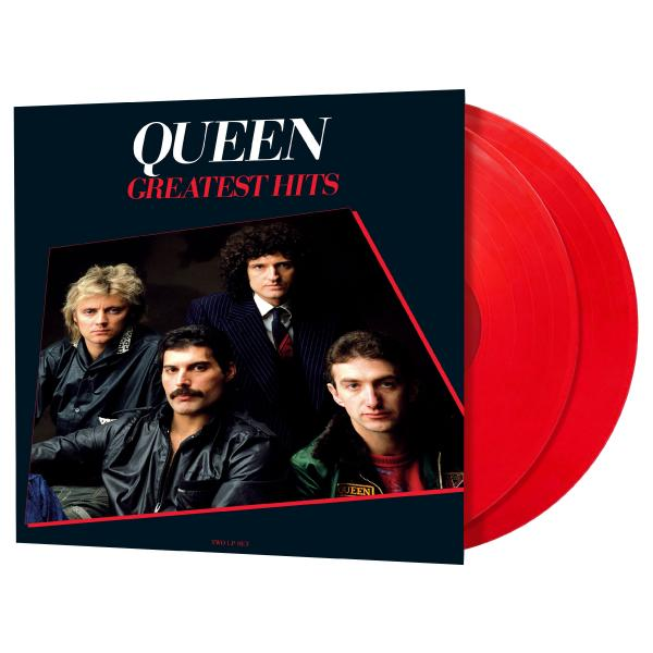 QUEEN QUEEN - Greatest Hits (2 Lp, Colour) female vocal club hits 2 cd