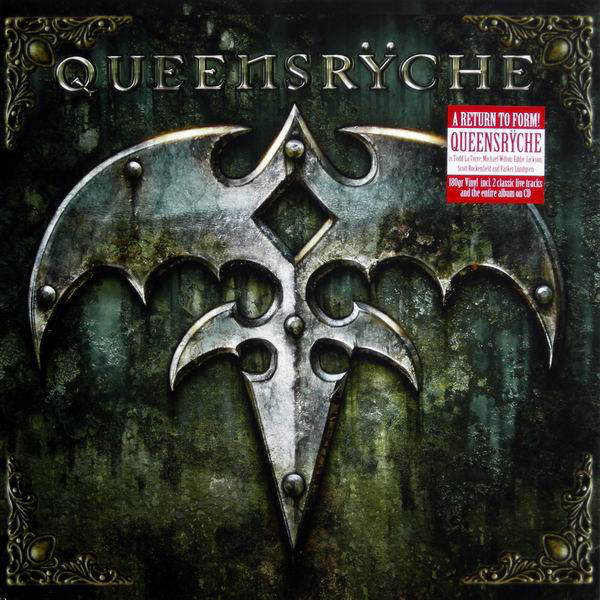Queensryche - (lp+cd)