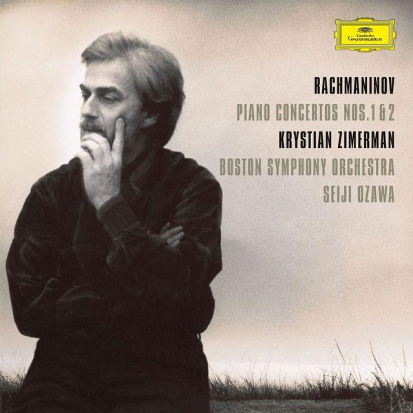 Rachmaninov RachmaninovKrystian Zimerman - : Piano Concertos Nos. 1 2 (2 LP)