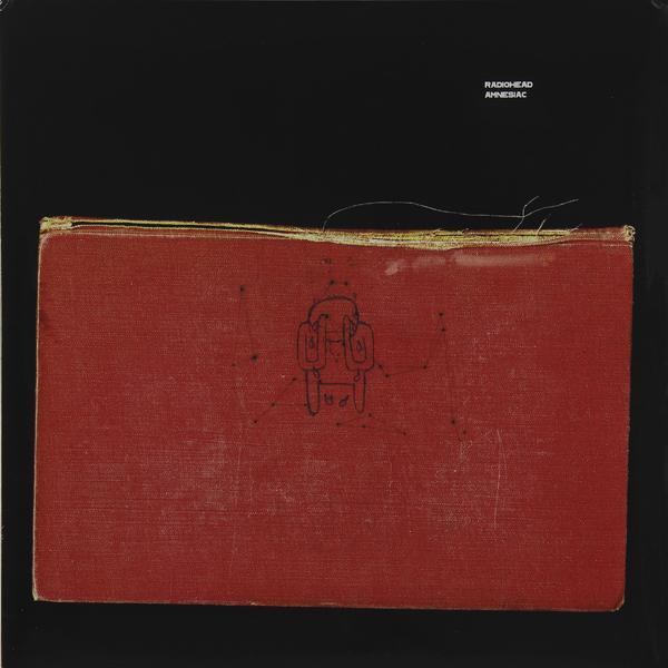 Radiohead Radiohead - Amnesiac (2 Lp, 45 Rpm) цена и фото