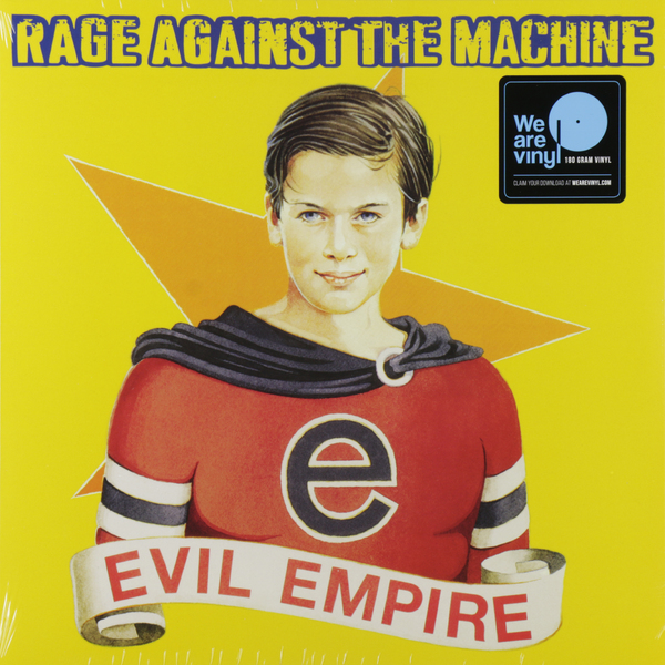Rage Against The Machine - Evil Empire (180 Gr)