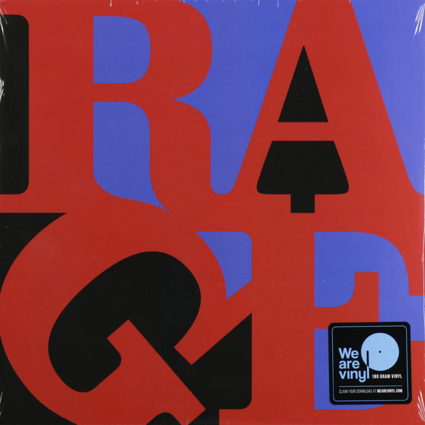 Rage Against The Machine Rage Against The Machine - Renegades (180 Gr)