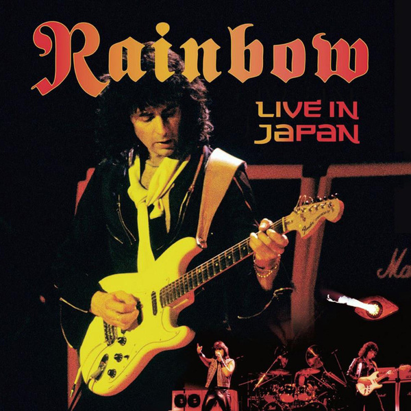 Rainbow Rainbow - Live In Japan (3 Lp+cd) цена и фото