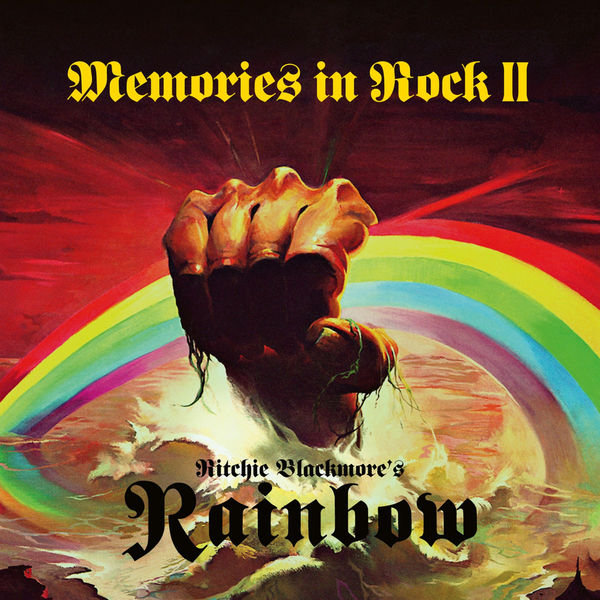 лучшая цена Rainbow Rainbow - Memories In Rock Ii (3 Lp, 180 Gr)