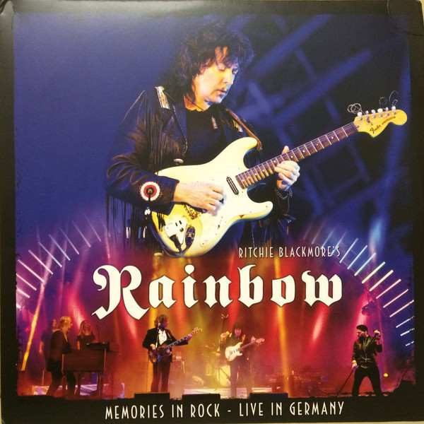 Rainbow Rainbow - Memories In Rock: Live In Germany (3 LP) rainbow rainbow long live rock