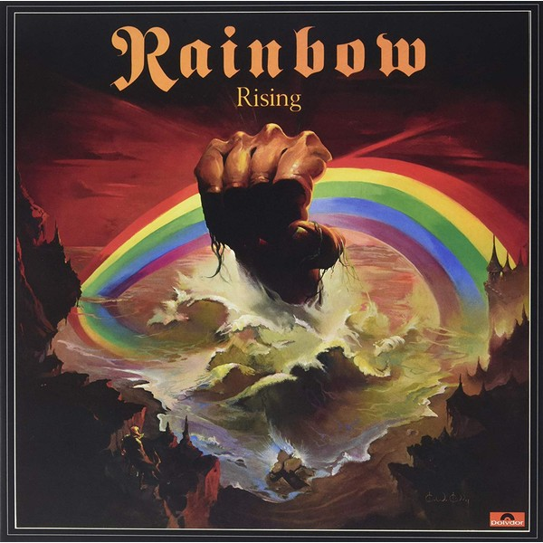 Rainbow - Rising (colour)