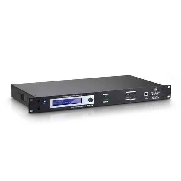 Контроллер/Аудиопроцессор RAM Audio Контроллер ADM24 (уценённый товар)