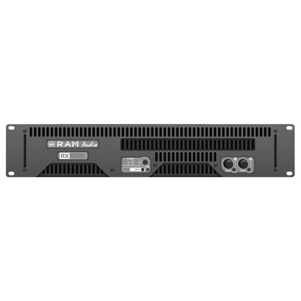 Профессиональный усилитель мощности RAM Audio RX-2000 (уценённый товар) цена и фото