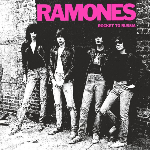 Ramones - Rocket To Russia (40th Anniversary) (lp+3 Cd)
