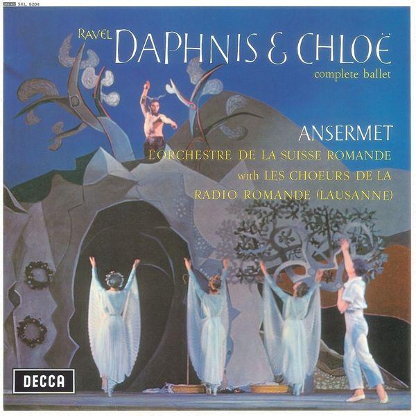 лучшая цена RAVEL RAVELErnest Ansermet - : Daphnis Et Chloe