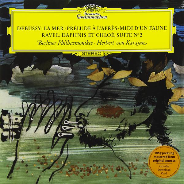лучшая цена Ravel Debussy Ravel Debussy - Dapnis Chloe / La Mer