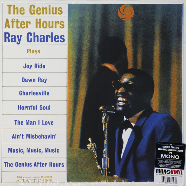 Ray Charles Ray Charles - The Genius After Hours (180 Gr)