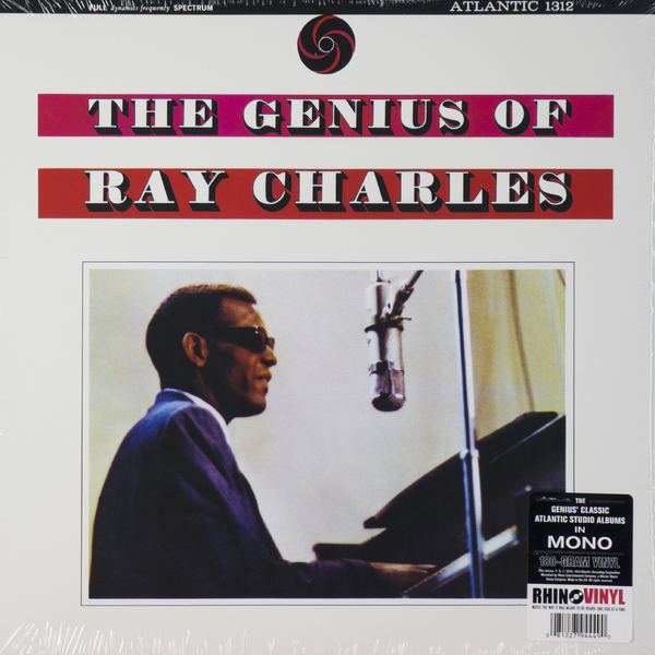 Ray Charles Ray Charles - The Genius Of Ray Charles (180 Gr)