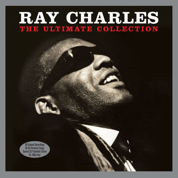 Фото - Ray Charles Ray Charles - The Ultimate Collection (2 LP) dvd blu ray