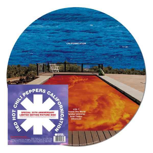 Red Hot Chili Peppers Red Hot Chili Peppers - Californication (2 Lp, Picture) недорого