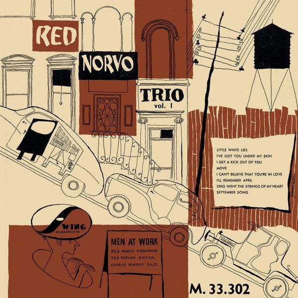 Red Norvo - Men At Work Vol. 1 (colour)