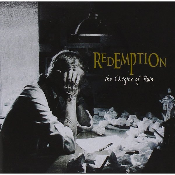 Redemption Redemption - The Origins Of Ruin (2 Lp, 180 Gr + Cd) marilyn pappano lawman s redemption