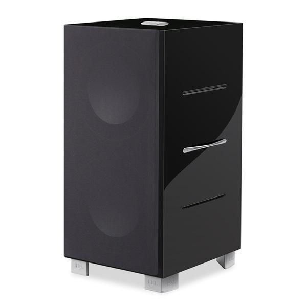 Активный сабвуфер REL 212SE Piano Black сабвуфер heco new phalanx micro 202a piano black