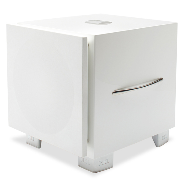 Активный сабвуфер REL S3 Piano White