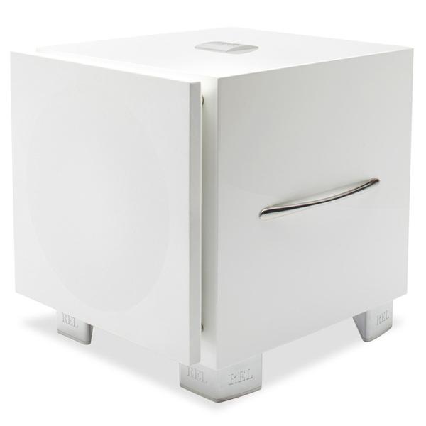 цены на Активный сабвуфер REL S5 Piano White  в интернет-магазинах