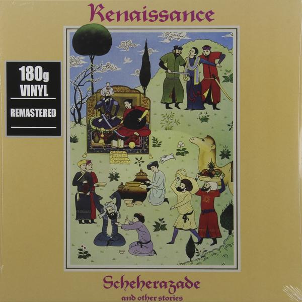 Renaissance Renaissance - Scheherazade Other Stories renaissance glow