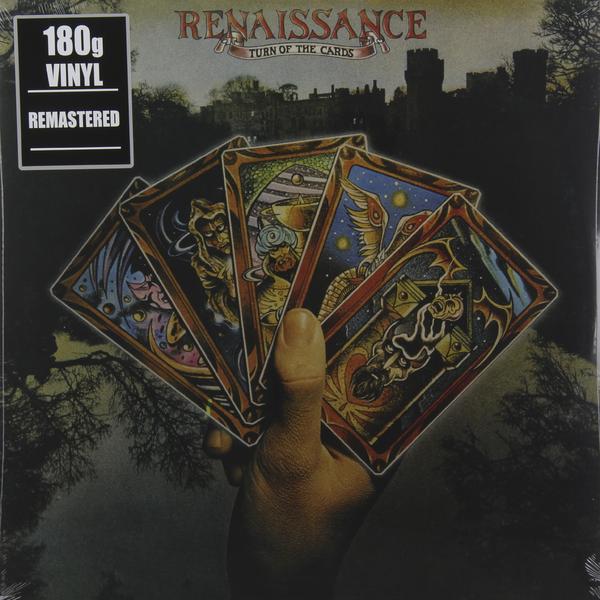 Renaissance Renaissance - Turn Of The Cards (180 Gr) renaissance glow