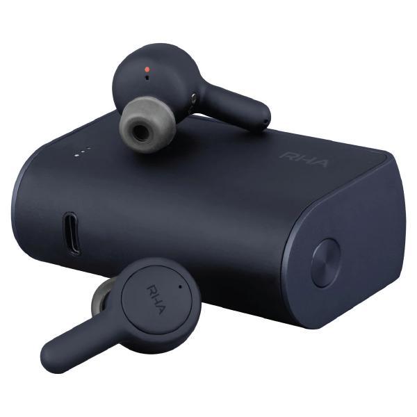 Беспроводные наушники RHA TrueConnect Navy Blue rha trueconnect черный