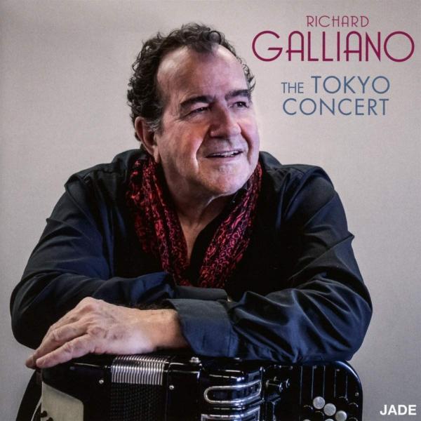 Richard Galliano - The Tokyo Concert (2 LP)