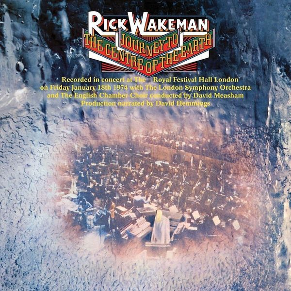 Rick Wakeman Rick Wakeman - Journey To The Centre Of The Earth цена и фото