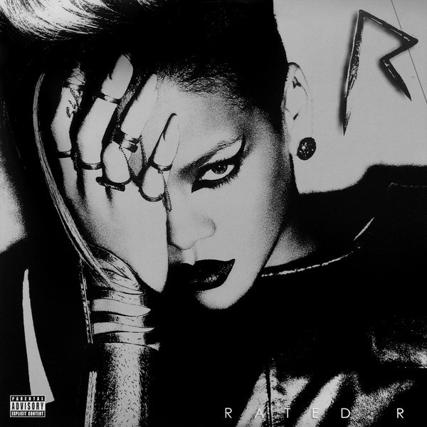 Rihanna Rihanna - Rated R (2 LP) r r now r r now collagically speaking 2 lp