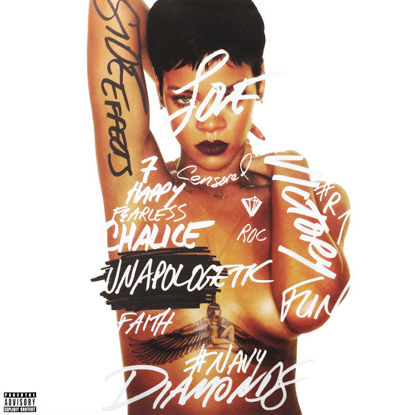 Rihanna - Unapologetic (2 LP)