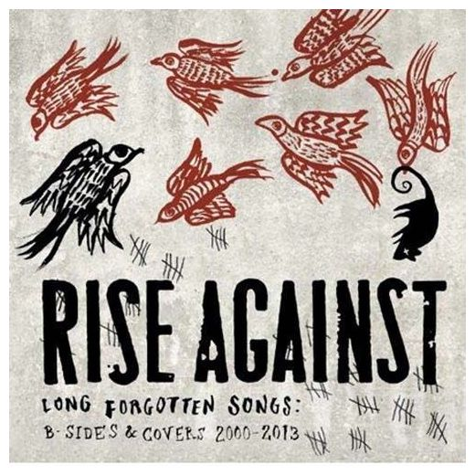 Rise Against - Long Forgotten Songs: B-sides Covers 2000-2013 (2 LP)