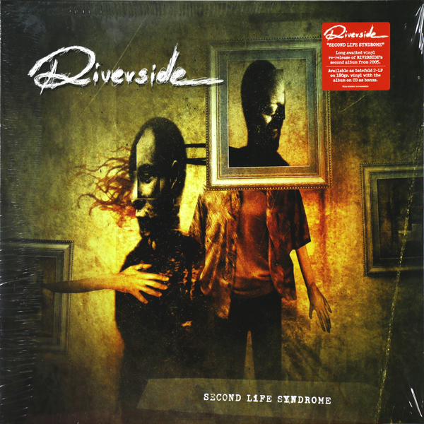 Riverside - Second Life Syndrome (2 Lp+cd)