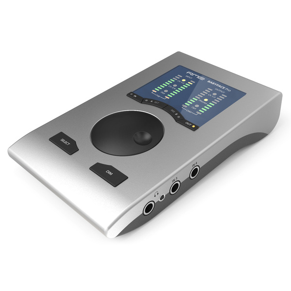 Внешняя студийная звуковая карта RME Babyface Pro все цены