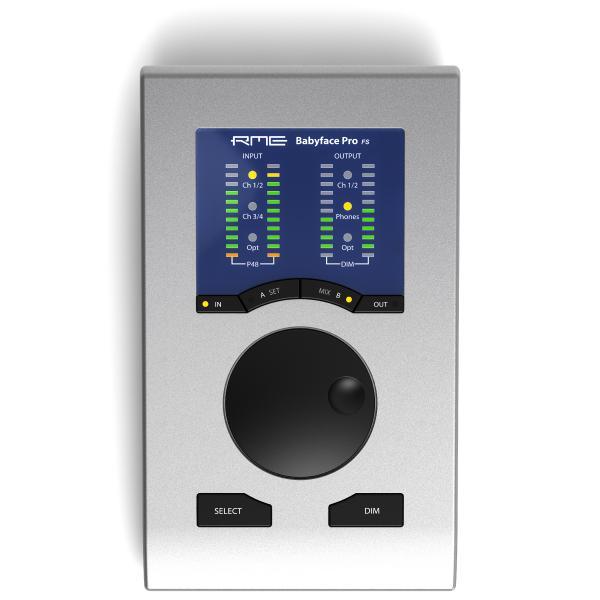 Внешняя студийная звуковая карта RME Babyface Pro FS
