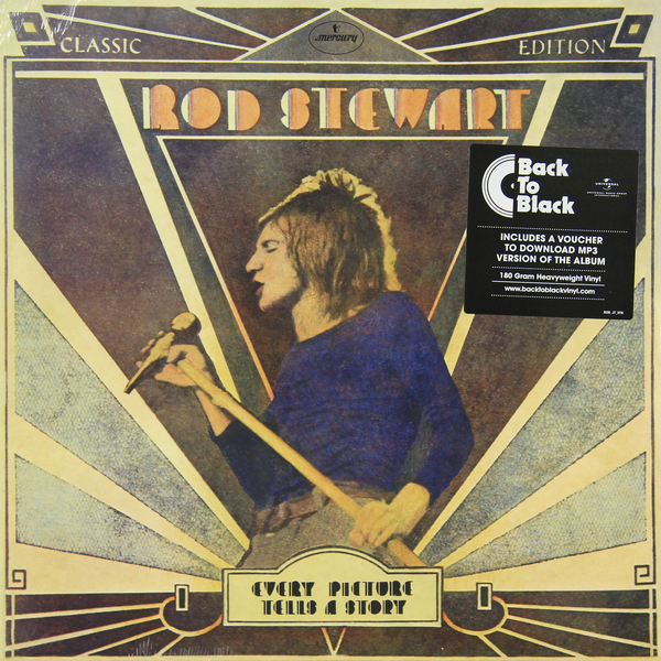 Rod Stewart - Every Picture Tells A Story (180 Gr)
