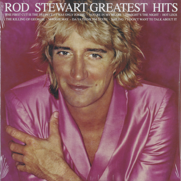 Rod Stewart Rod Stewart - Greatest Hits Vol. 1 цена 2017
