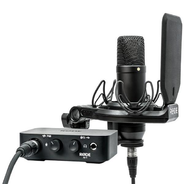 Студийный микрофон RODE NT1/AI1KIT